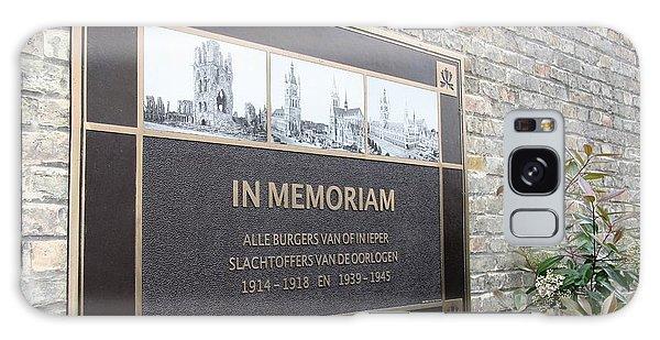 In Memoriam - Ypres Galaxy Case