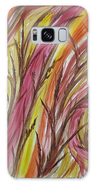 In Rushes Fall Galaxy Case by Sharyn Winters