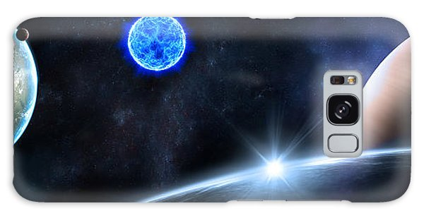 Milky Way Galaxy Case - in Space by Svetlana Sewell