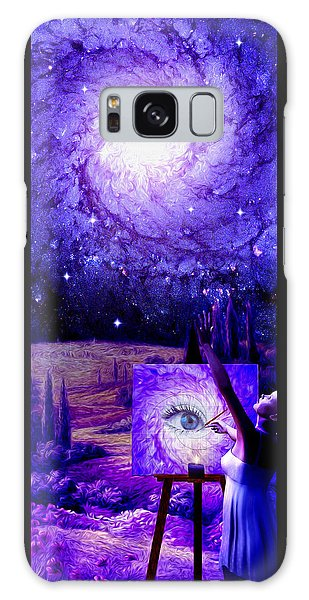 In The Eye Of The Beholder Galaxy Case