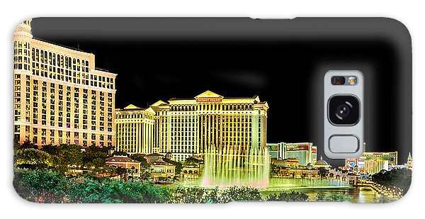 In The Heart Of Vegas Galaxy Case