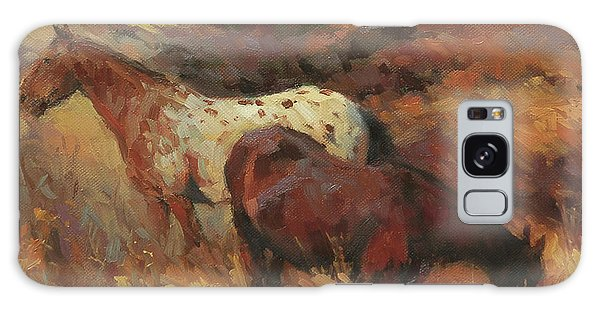 Equine Galaxy Case - In The Hollow by Steve Henderson
