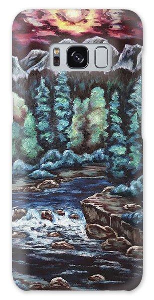 In The Land Of Dreams Galaxy Case by Cheryl Pettigrew