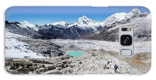 In The Middle Of The Cordillera Blanca Galaxy Case