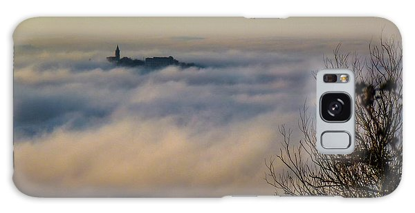 In The Mist 1 Galaxy Case by Jean Bernard Roussilhe