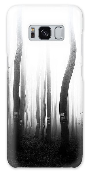 In The Misty Forest Galaxy Case