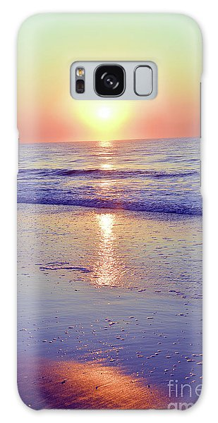In The Morning Light Everything Is Alright Galaxy Case