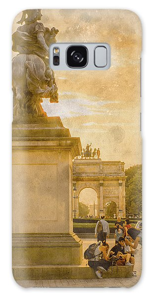 Paris, France - In The Shadow Of Glory Galaxy Case