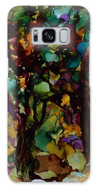 In The Woods Galaxy Case