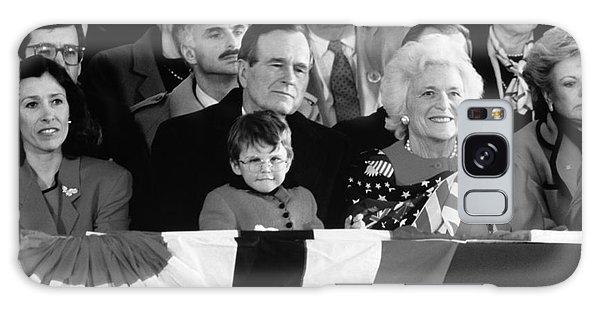 Inauguration Of George Bush Sr Galaxy Case