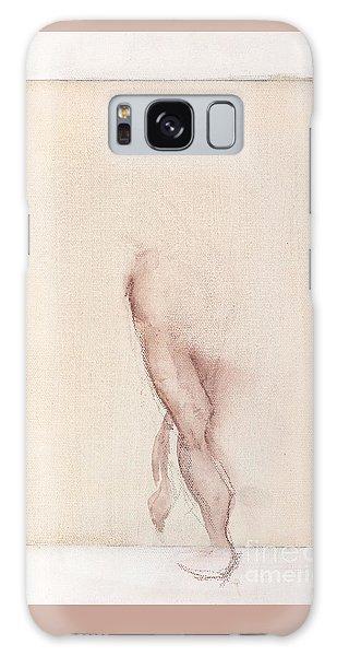 Incognito - Female Nude Galaxy Case