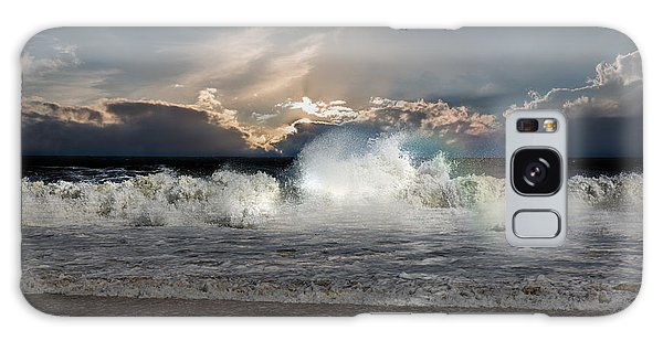 Incoming Tide Galaxy Case