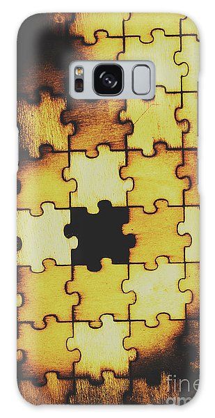Missing Galaxy Case - Incomplete by Jorgo Photography - Wall Art Gallery