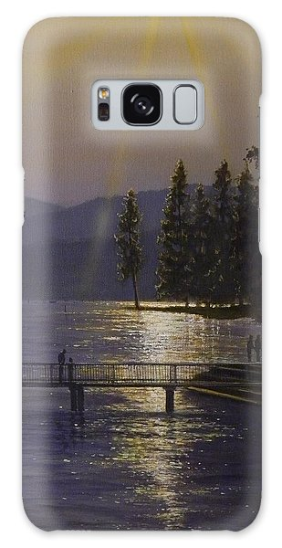 Independence Point, Lake Coeur D'alene Galaxy Case