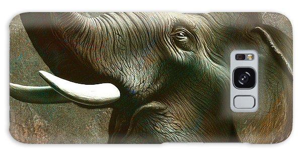 Indian Elephant 2 Galaxy Case