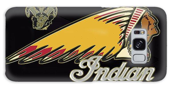 Indian Motorcycle Logo Series 2 Galaxy Case