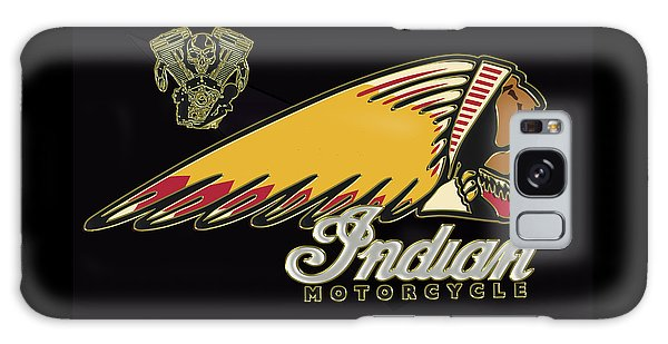Indian Motorcycle Logo Series 2 Galaxy Case