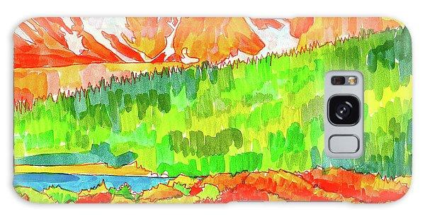 Indian Peaks Wilderness Galaxy Case
