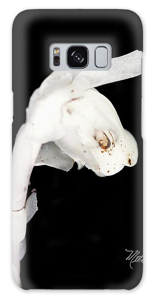 Indian Pipe Head Galaxy Case