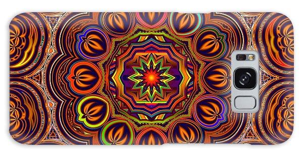 Indian Summer Galaxy Case by Robert Orinski