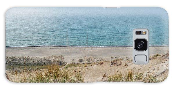 Indiana Dunes National Lakeshore Evening Galaxy Case