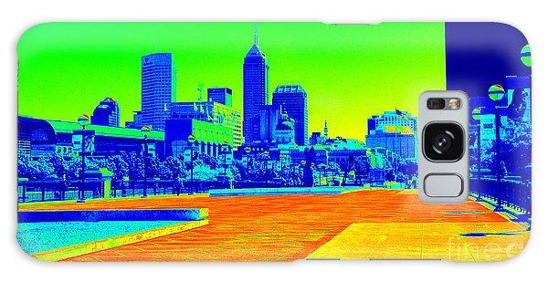Indianapolis Heat Tone Galaxy Case