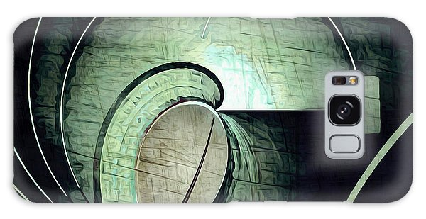 Industrial Arch Grey Galaxy Case