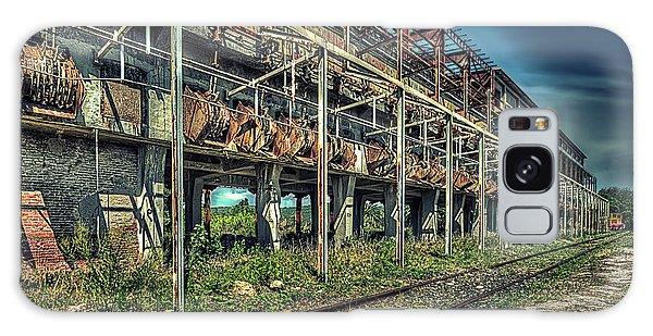 Industrial Archeology Railway Silos - Archeologia Industriale Silos Ferrovia Galaxy Case