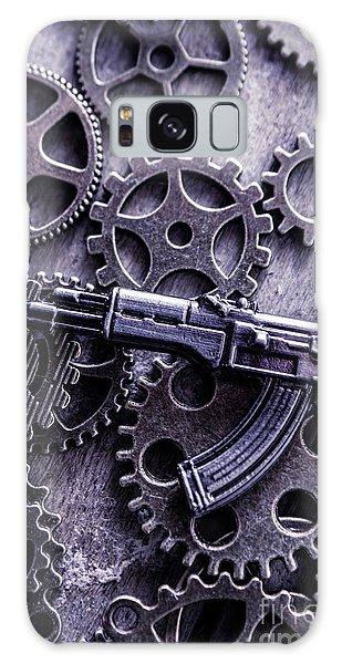 Warfare Galaxy Case - Industrial Firearms  by Jorgo Photography - Wall Art Gallery