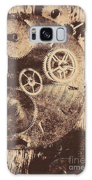 Industry Galaxy Case - Industrial Gears by Jorgo Photography - Wall Art Gallery