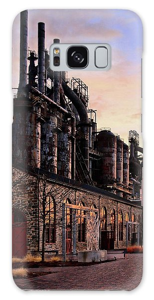 Industrial Landmark Galaxy Case