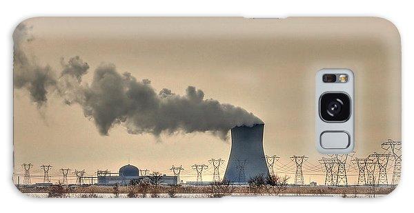 Wind Power Galaxy Case - Industrialscape by Evelina Kremsdorf