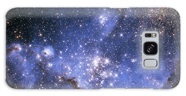 Infant Stars In The Small Magellanic Cloud  Galaxy Case