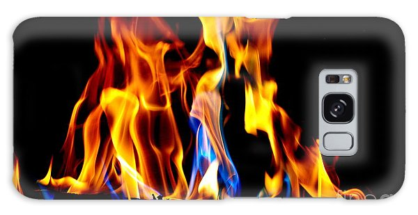 Inferno Abstract II Galaxy Case