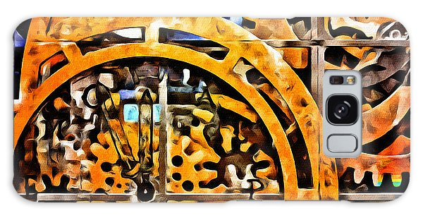 Thought Provoking Galaxy Case - Infinite Workings by Glenn McCarthy Art and Photography