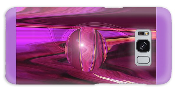 Infinity And Beyond - Abstract Iris Photography Galaxy Case by Brooks Garten Hauschild