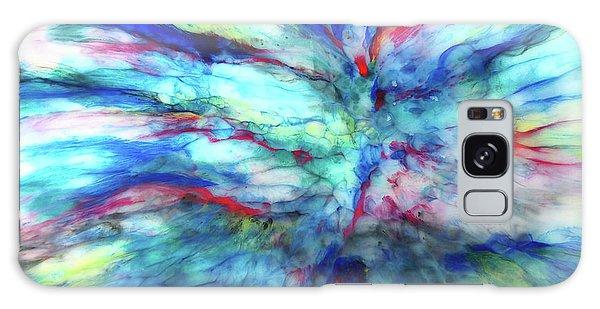 Influx Galaxy Case by Tom Druin