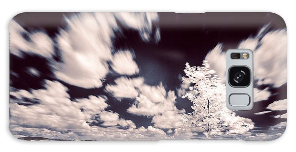 Infrared Lake Galaxy Case by Odon Czintos