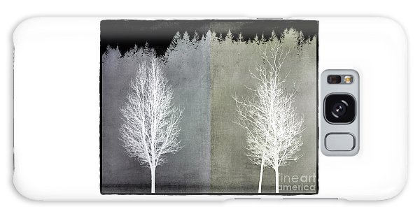 Infrared Trees With Texture Galaxy Case