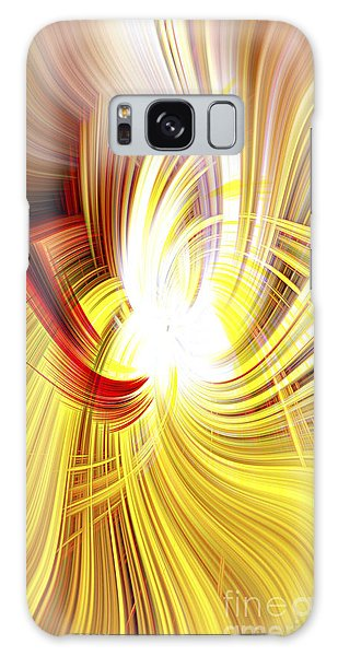 Olive Branch Galaxy Case - Infused Energy Art Arda 20159 by Autumn Dawn