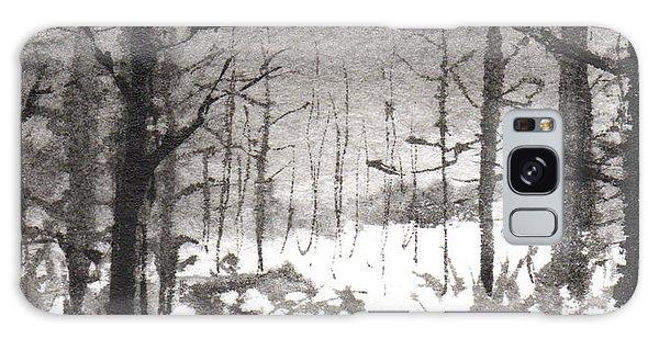 Ink Landscape 1 Galaxy Case