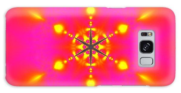 Galaxy Case featuring the digital art Inner Comet 3 by Robert Thalmeier