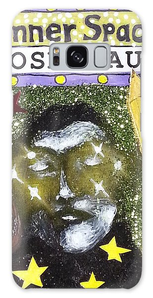 Aceo - Inner Space Cosmonaut Galaxy Case