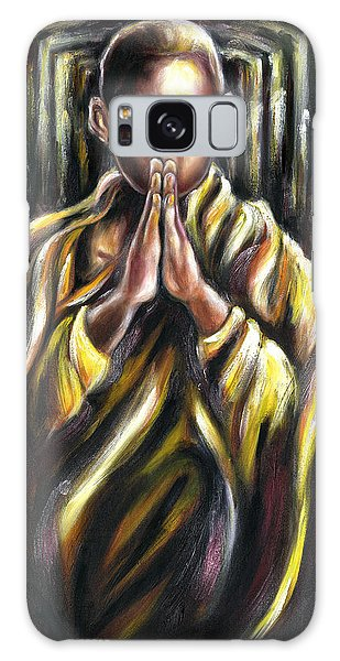 Inori Prayer Galaxy Case