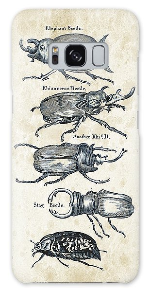Insects - 1792 - 01 Galaxy Case by Aged Pixel