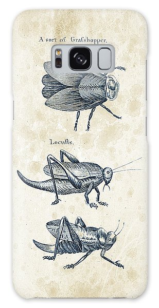 Insect Galaxy Case - Insects - 1792 - 08 by Aged Pixel