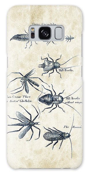 Insects - 1792 - 10 Galaxy Case by Aged Pixel