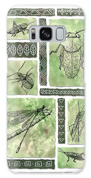 Insects Of Hawaii I Galaxy Case