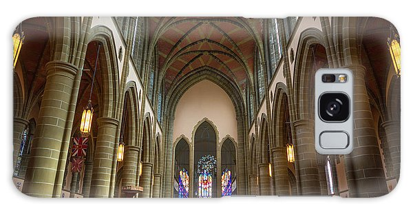 Inside Christchurch Cathedral Galaxy Case
