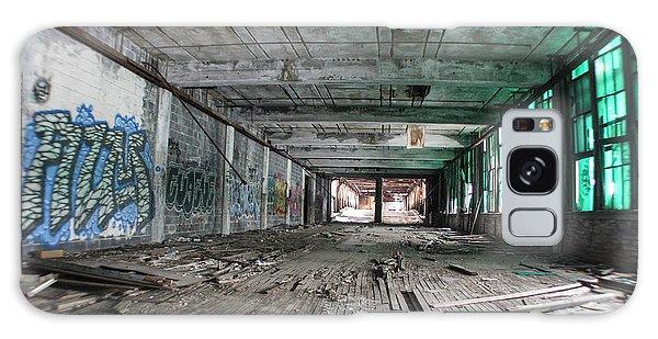 Inside Detroit Packard Plant  Galaxy Case